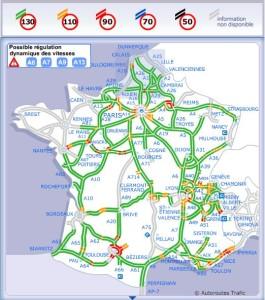 Maximumsnelheid Frankrijk